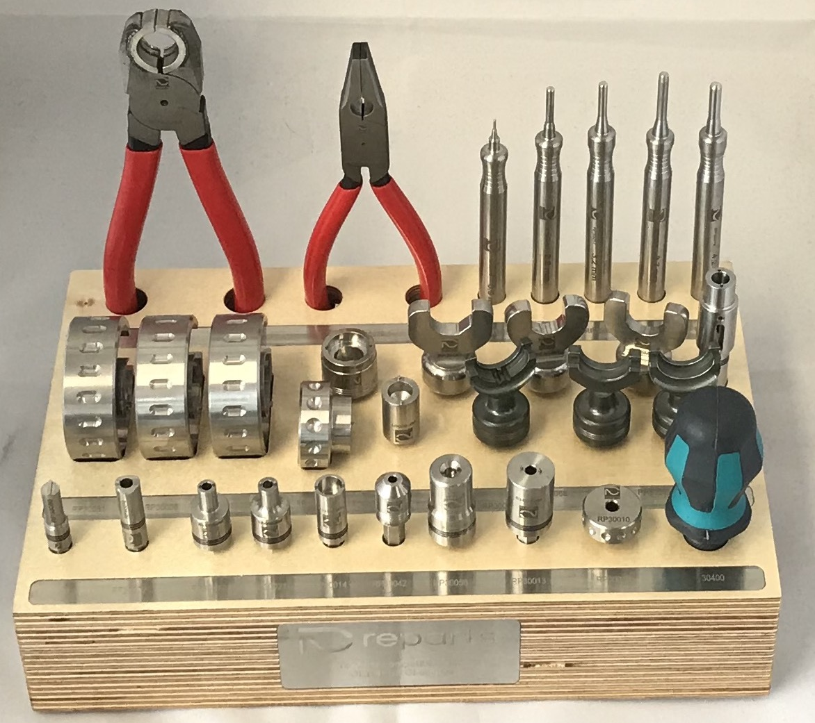 Tools designed & manufactured by Reparts