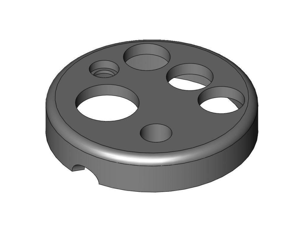 C-cover compatible with EC-530LP