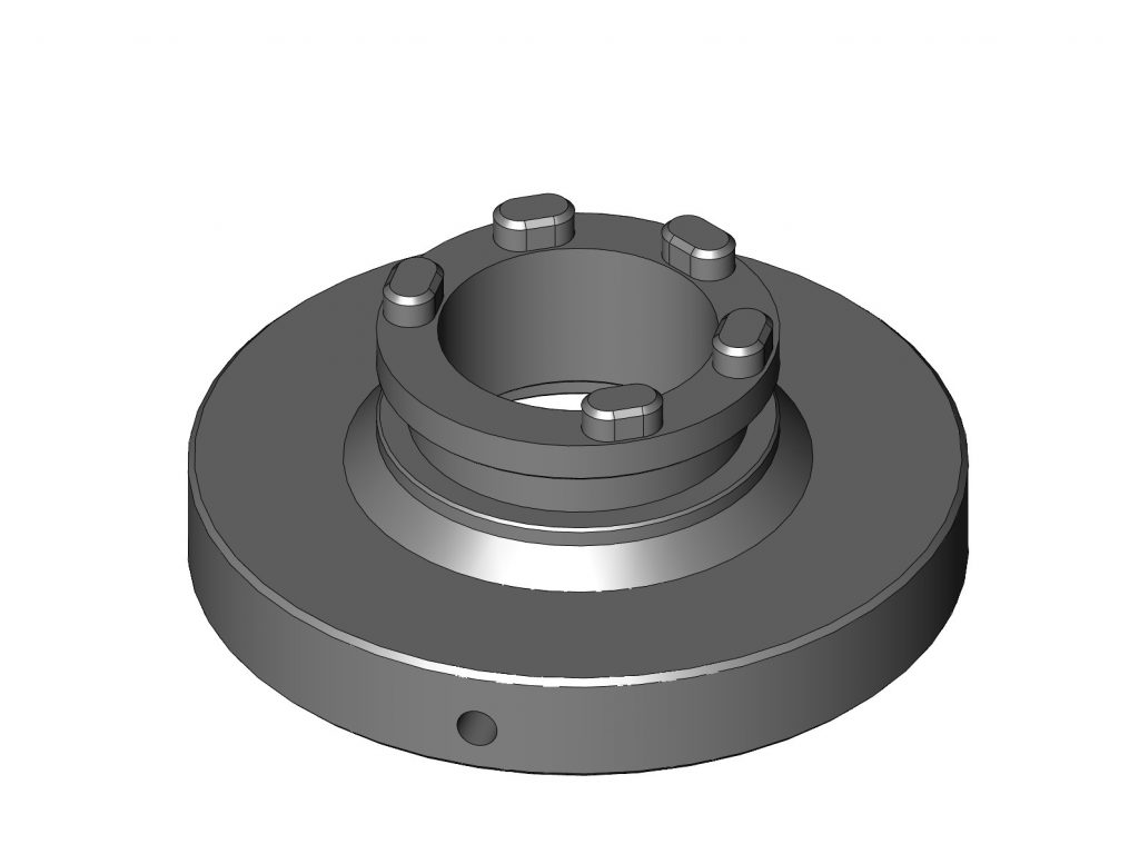 Knob hub compatible with 145-190:260-290 serie
